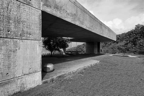 concrete bunker like house is monsoonproof