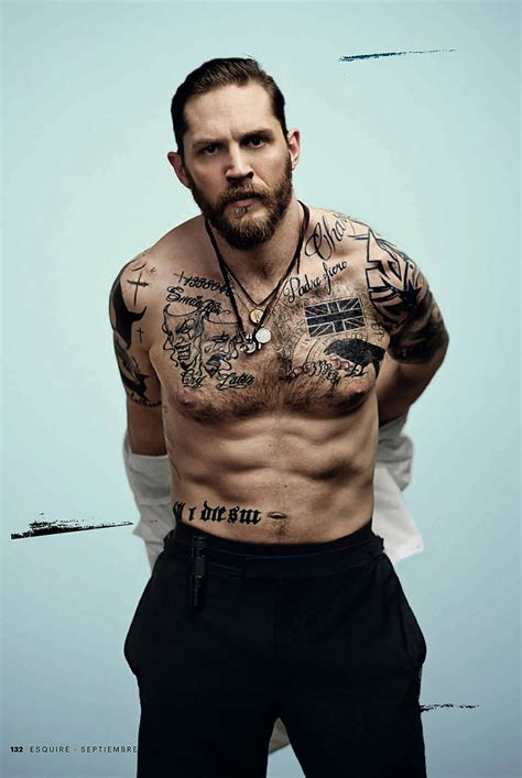 tom hardy tattoos facts you didn t about tom hardy tom hardy tom