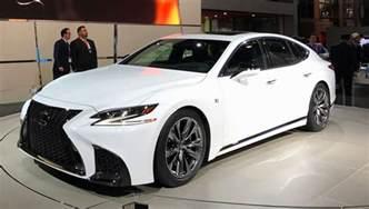 Lexus Ls F Sport Lexus