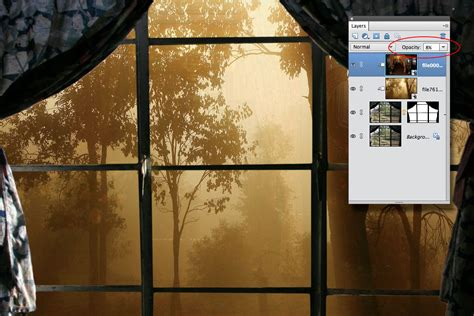 photoshop pattern window replacing a view through a window with photoshop david asch