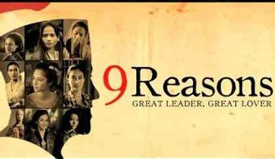 film soekarno streaming review 9 reasons film kisah soekarno dan 9 wanita di