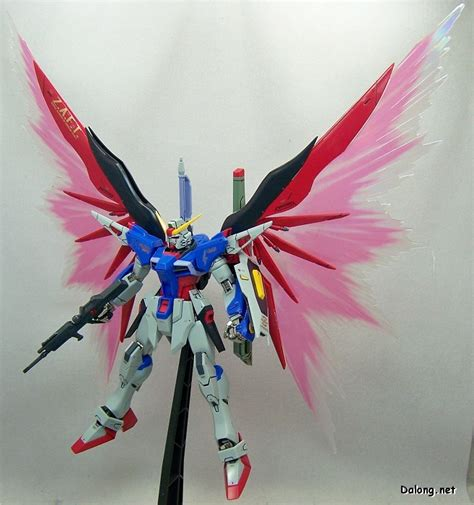 Mg Gundam Destiny Blast Mode mg 007 1 100 gundam destiny blast mode gundam