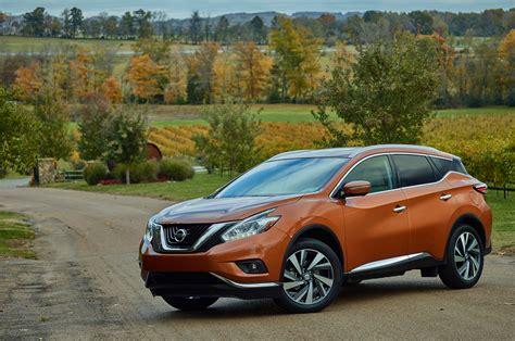 nissan awd sedan 2015 nissan murano reviews and rating motor trend