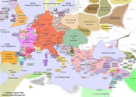 Map Of Medieval Europe by Map Of Medieval Europe And Middle East