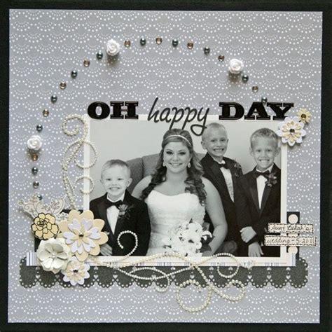 scrapbook layout for wedding 119 best images about wedding scrapbook ideas on pinterest