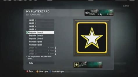 emblem maker call of duty call of duty black ops emblem editor tutorial us army logo