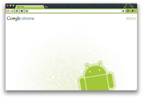 theme google chrome nvidia google chrome aux couleurs d android frandroid