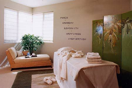 home spa room ideas  thin letters