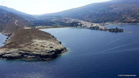 tripinview: destination greece, south aegean, cyclades, andros