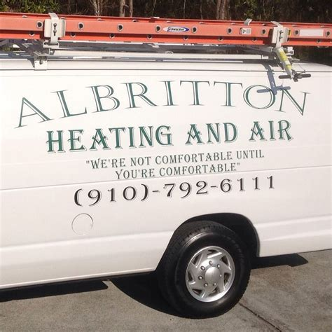 Plumbing Repair Wilmington Nc by Albritton Heating Air 3 Photos Heating Air
