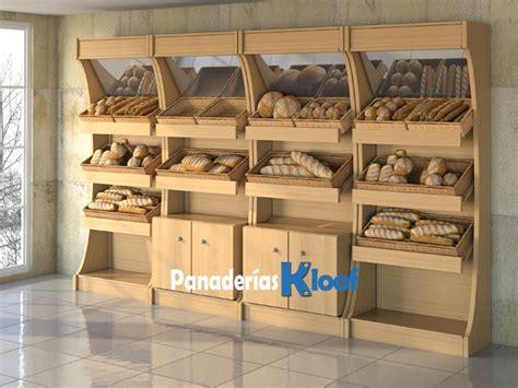 muebles para panaderia muebles expositores de panaderia