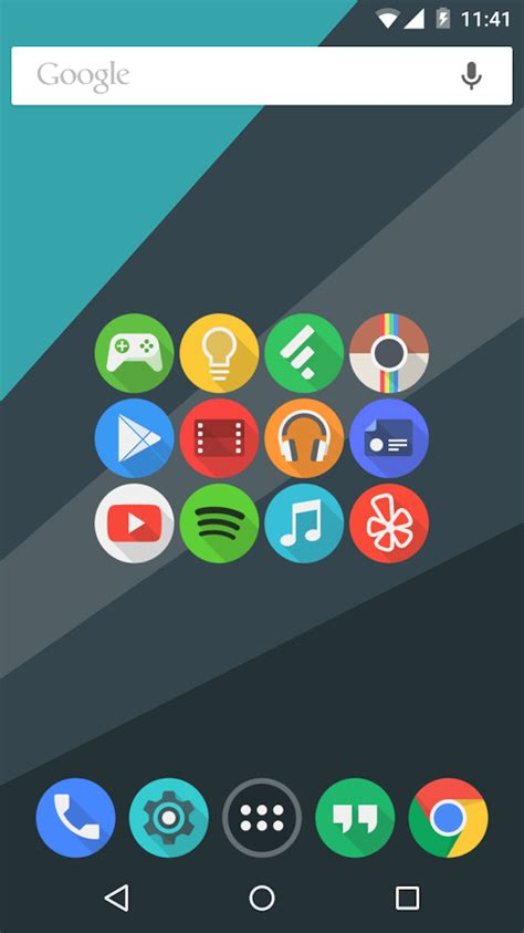 click ui icon pack apk click ui icon pack 6 3 apk android personalization apps