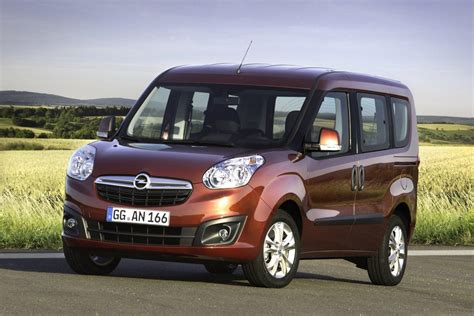 Combo by 2016 Opel Combo Updates
