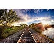 铁路风景图片 唯美铁路风景高清图片下载 素材之家