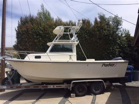 parker boats for sale craigslist parker new and used boats for sale in california