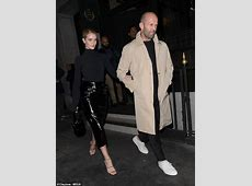 Rosie Huntington-Whiteley & Jason Statham Step Out for ... Jason Statham Child