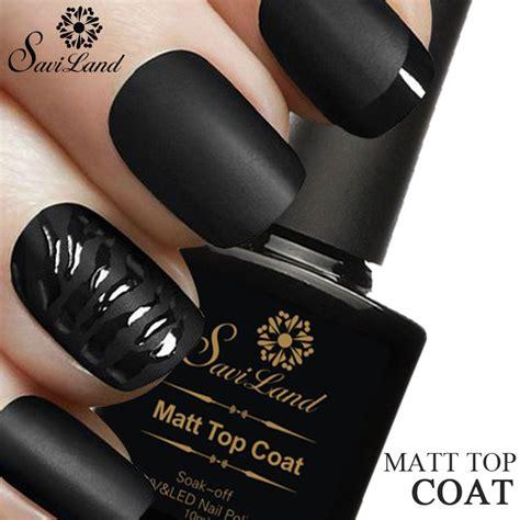 matte top coat nail varnish aliexpress buy saviland 1pcs 10ml matt varnish matte