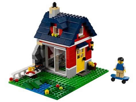lego cottage small cottage lego shop