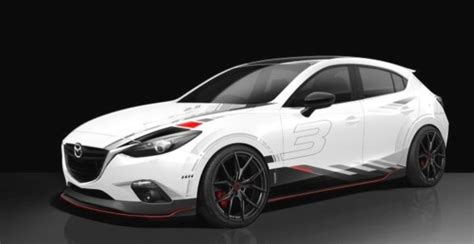Home Design Competition Shows mazda shows club sport vector 3 and ceramic 6 concepts at