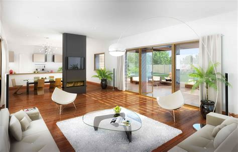 Decoration Interieur Maison Contemporaine by Interieur De Maison Design En Image