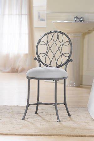 Hillsdale O Malley Vanity Stool by Bedfur Best Bedroom Furnitures