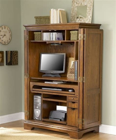 computer secretary armoire 1000 ideas about computer armoire on pinterest armoires