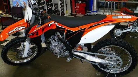 2014 Ktm Dirt Bikes 2014 Ktm 250 Sx F Dirt Bike For Sale On 2040motos