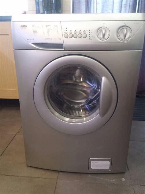 zanussi electrolux aquacycle zwf  kg washing