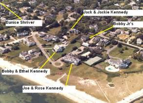 Call the cottage the kennedy compound after joe rose kennedy