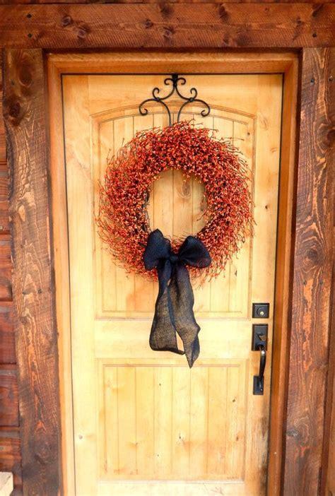 primitive wreath ideas  pinterest primitive