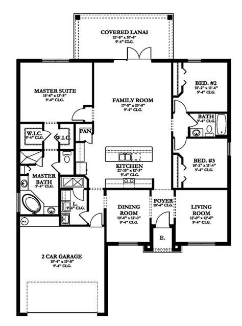 mediterranean style house plan 3 beds 2 baths 1250 sq ft mediterranean style house plan 3 beds 2 baths 1934 sq ft