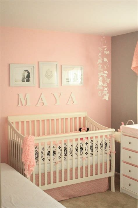 white and pink nursery chair pink and gray nursery baby kid rooms