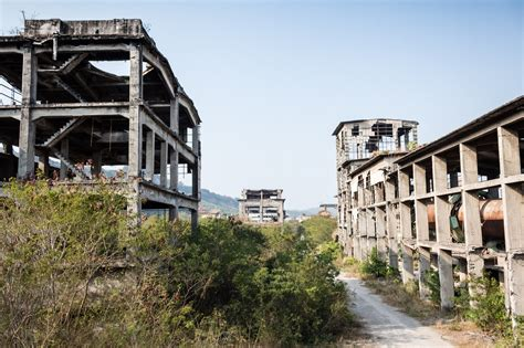cement factory abandoned cement factory kaohsiung taiwan dave flynn