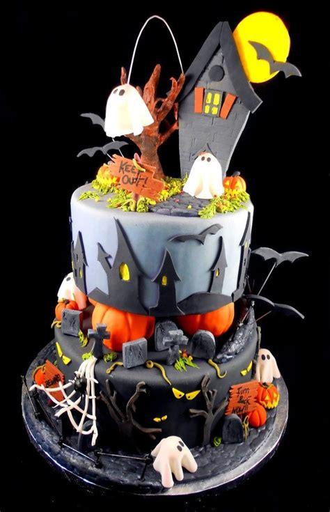 halloween cake decorations ideas  pinterest halloween cakes ideas  halloween