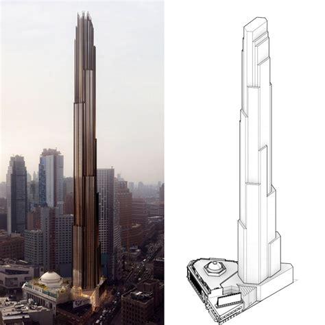 Tower House Plans New York S Super Slenders