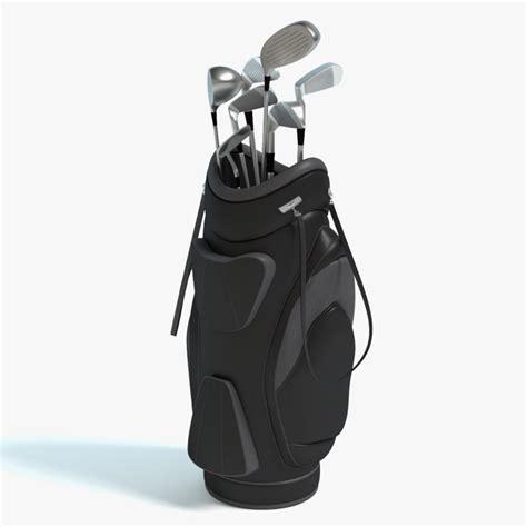 Bag 3d 3d golf bag