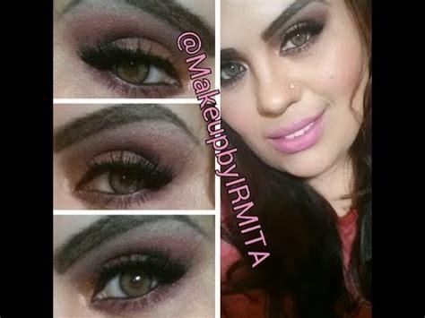Eyeshadow Rivera using bh cosmetics rivera 36 color eyeshadow blush