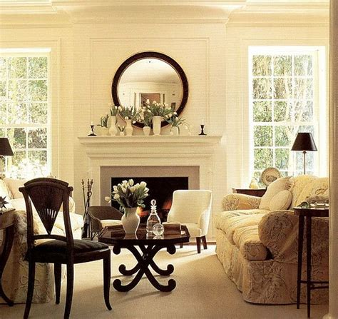Decorating Ideas For Living Room Mantels Mantling The Mantle