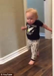 oklahoma boy gives a hilarious reaction to his grandpa's
