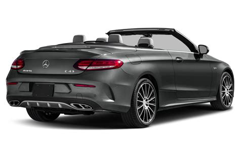convertible mercedes 2017 new 2017 mercedes benz amg c43 price photos reviews