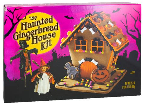 haunted gingerbread house kit 5 fun halloween gingerbread houses
