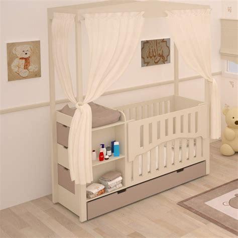 chambre bebe lit evolutif lit b 233 b 233 combin 233 201 volutif meuble de rangement chambre
