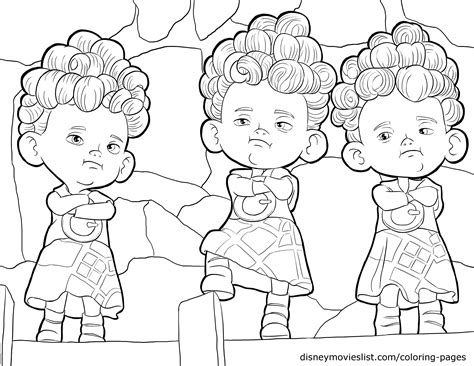brave coloring pages story of a courageous brave 22 brave coloring pages
