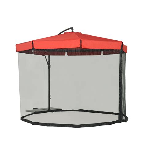patio umbrella with base shop sunjoy garden patio umbrella with base common