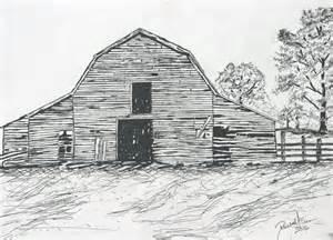 drawings of barns watercolor paintings by derek mccrea barn pen and