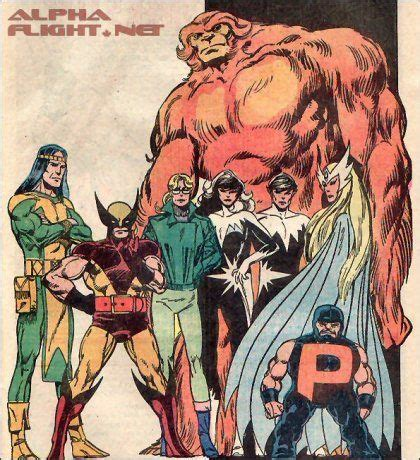 alpha flight by john alpha flight by john byrne comic art john byrne marvel comics and comic