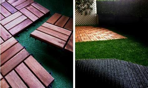 caillebotis pour jardin caillebotis bois 50 exemples pour votre espace ext 233 rieur