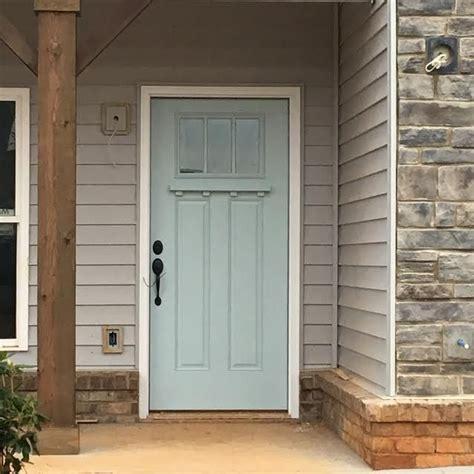 front door sherwin williams tradewind sw  open
