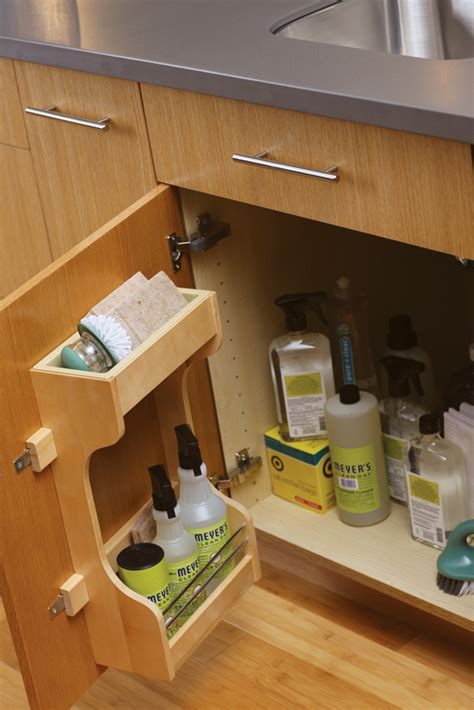 kitchen under sink storage sink tray under sink storage dura supreme cabinetry