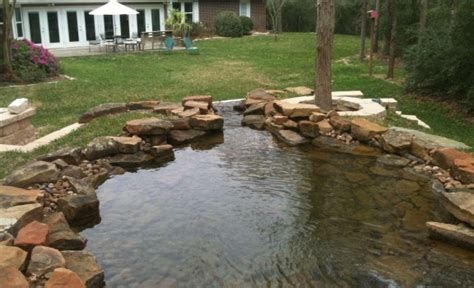million dollar backyard pond how to troubleshoot leaks in a backyard pond
